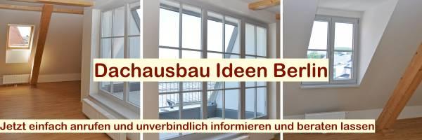 Dachausbau Ideen Berlin - Dachgeschossausbau Ideen