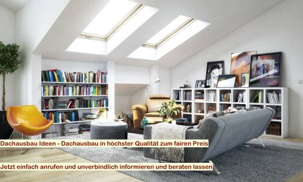 dachausbau ideen berlin trockenbau dachgeschossausbau. Black Bedroom Furniture Sets. Home Design Ideas