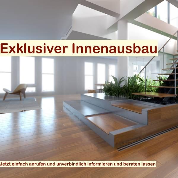 Exklusiver Innenausbau Berlin - Innenausbauarbeiten