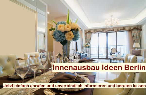 Innenausbau Ideen Berlin - Innenausbauarbeiten