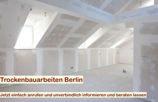 Ständerwerk Trockenbau Berlin