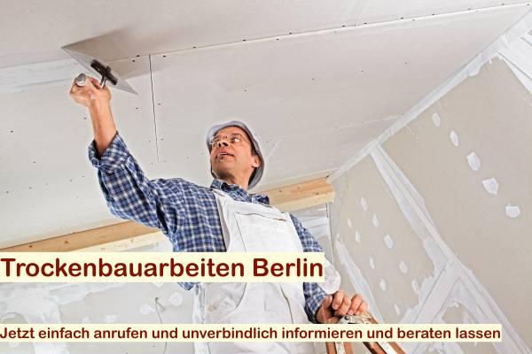 Trockenbau Angebote Berlin