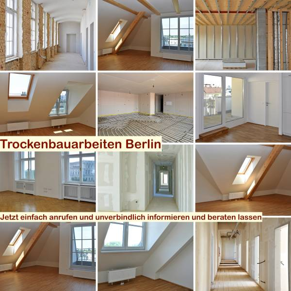 Trockenbaumonteur Berlin